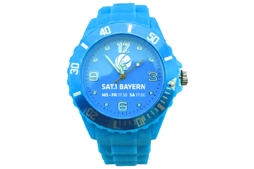 ice watch blauw bedrukken