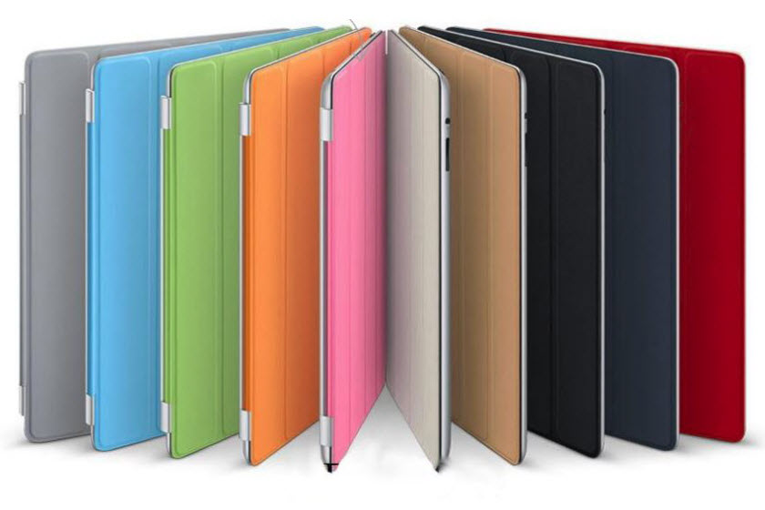 ipad hoesjes smart covers met logo bedrukt