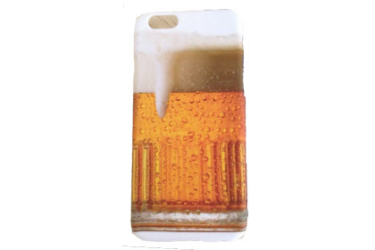 witte iphone 6 hoesjes full colour bedrukken