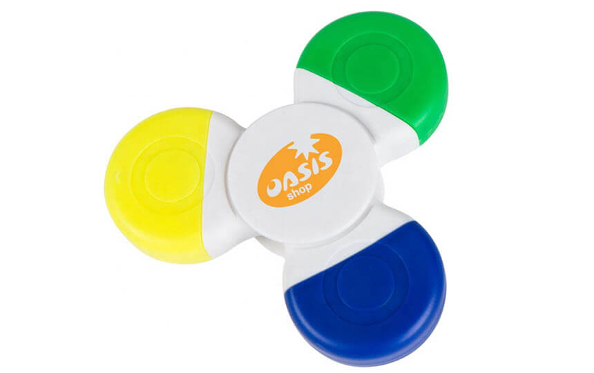 Spinner marker markeerstift