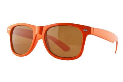 e8e4740cabd32e Oranje zonnebrillen bedrukken met logo