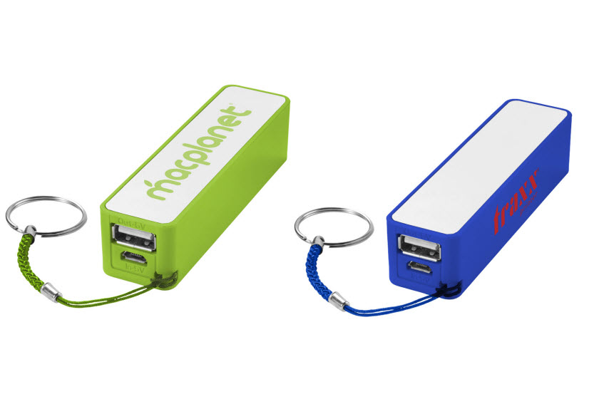 bedrukte goedkope powerbanks