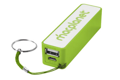 powerbanks standaard model bedrukken