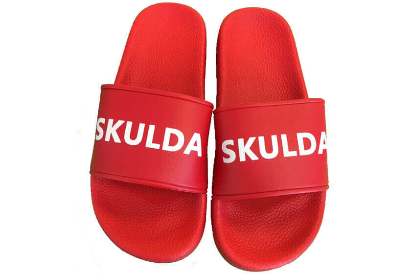slippers bedrukken jm promotions