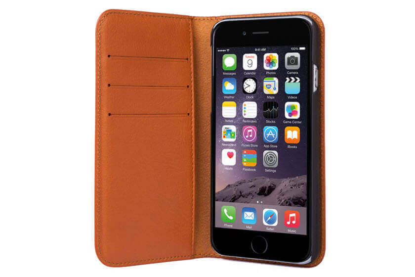 iphone book cases