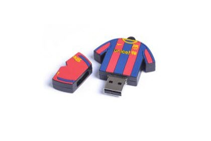 usb-sticks kleding t-shirt