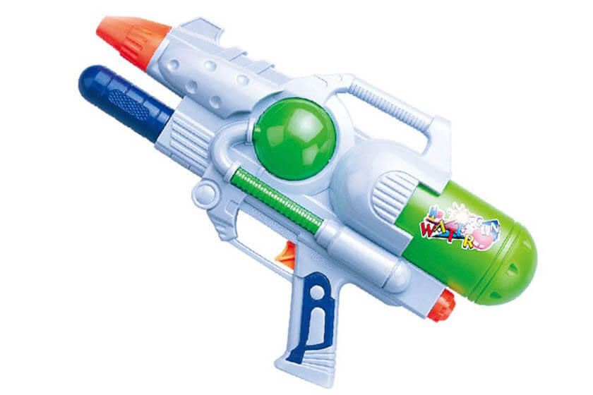 Super soaker waterpistolen